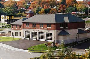 Norwich Central Firehouse